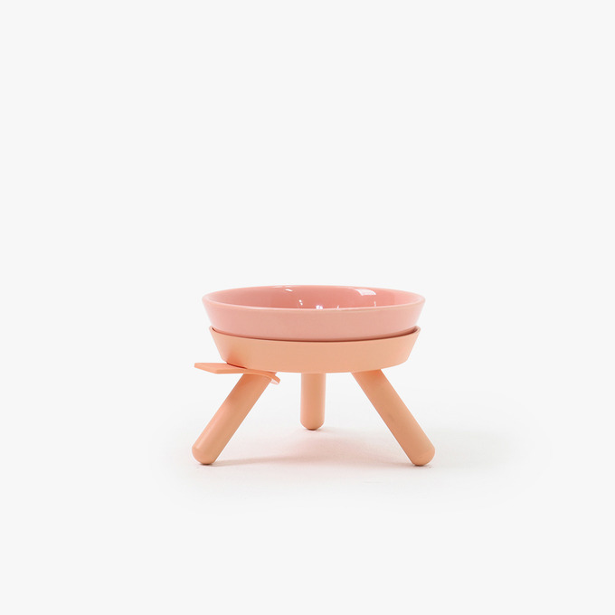 Oreo Table (Pink/Short/Small)