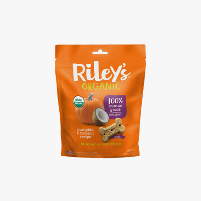 Riley's Organic Pumpkin & Coconut