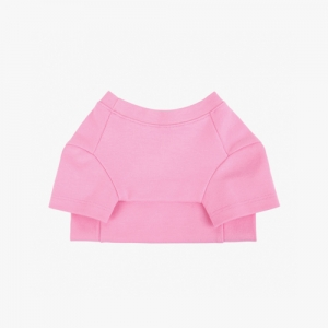 Cotton T-Shirt Pink