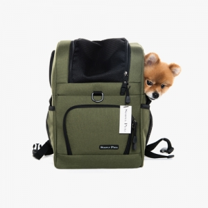 THE TRAVEL BACKPACK (Olive Khaki)