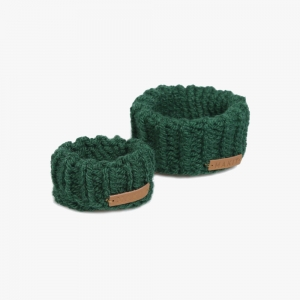 PET NECK WARMER (GREEN)