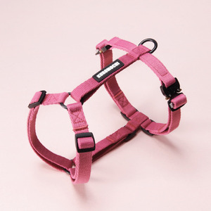 Cobra Buckle Harness_Pink
