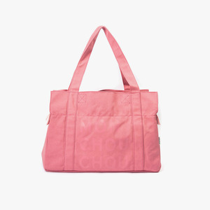 Canvas Tote Bag (Pink)