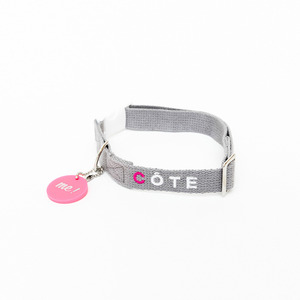 Love me Collar (Grey)