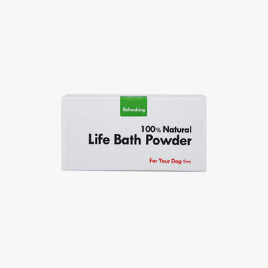 반려견입욕제 Life Bath Powder - Refreshing