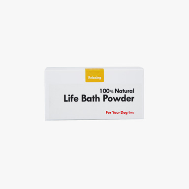 반려견입욕제 Life Bath Powder - Relaxing