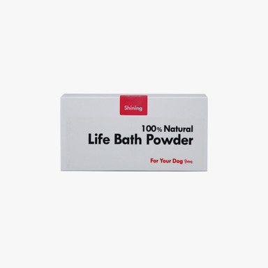 반려견입욕제 Life Bath Powder - Shining
