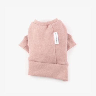 White Label Crew Top (Pink)