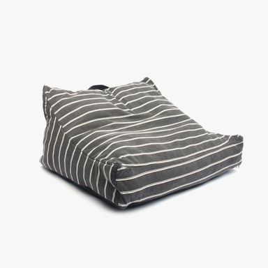 The Dog Lounge (Black Stripe)