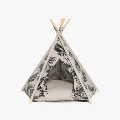 Teepee Tent Leaf (Natural)