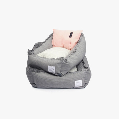 Cradle Sofa Bed (Pink Pillow)