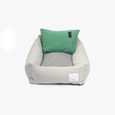 Cradle Sofa Bed (Green Pillow)