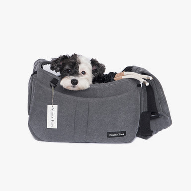 Carry Me Sling (Washed Grey)