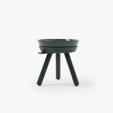 Oreo Table (Dark Green/Tall/Small)