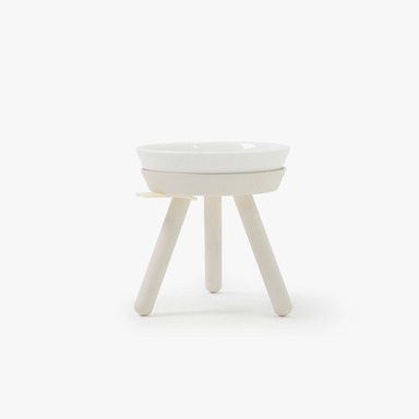 Oreo Table (White/Tall/Small)