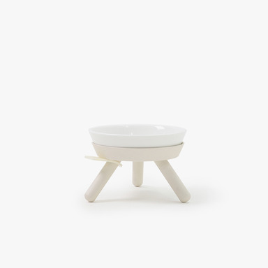 Oreo Table (White/Short/Small)