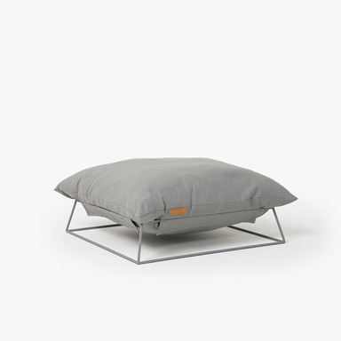 Castella Cushion (Grey)