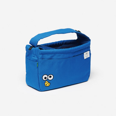 SST. Canvas Sling Bag (Cookie Monster)