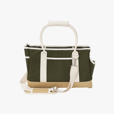 Shoulder Carry Bag (Kaki)