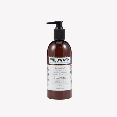 Wildwash Shampoo for Beauty & Shine Fragrance No.3