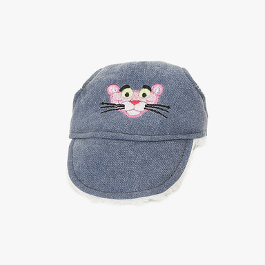 Pink Panther Washing Cap (Blue)