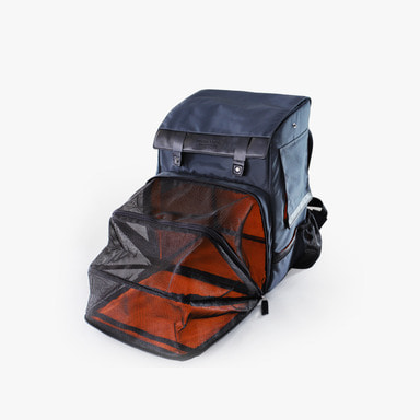 Inside Backpack (Shine Orange)