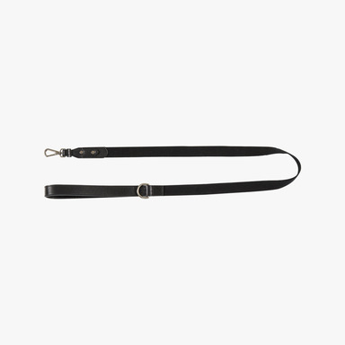 Bennys Leather Leash (Black)