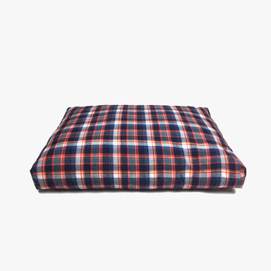 Relaxing Cushion (Navy Check)