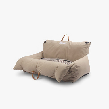 Mon Carseat Super Size (Light Brown)