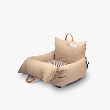 Mon Carseat (Light Brown)