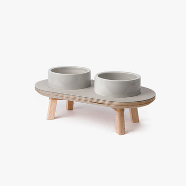 Dining Set (Grey)