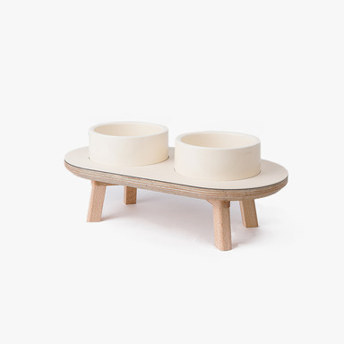 Dining Set (Cream)