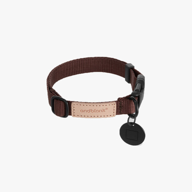 앤블랭크 Collars (Brown)