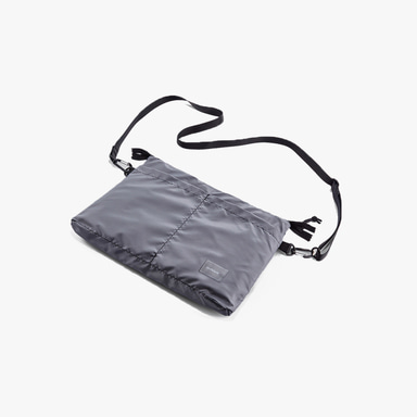 앤블랭크 Walking Bag (Gray)