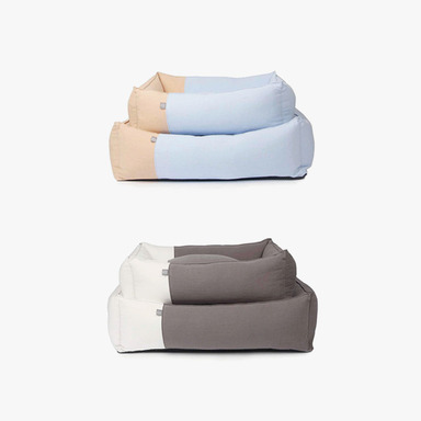 몽슈슈 We Love Linen Bed (2color)