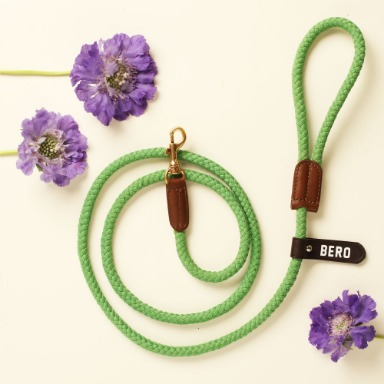 웁시데이지 One tone Smart Leash (Spring grass)