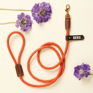 웁시데이지 One tone Smart Leash (Salmon)