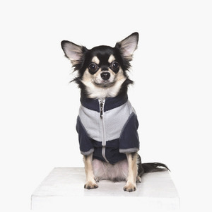 Fleece Jacket (Navy)