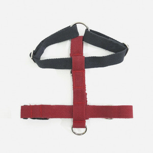 Color Block Harness (Navy-Red)