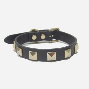 CROKY COLLAR BLACK